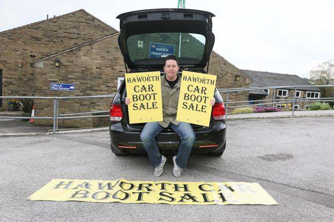 Haworth Car Boot Sale
