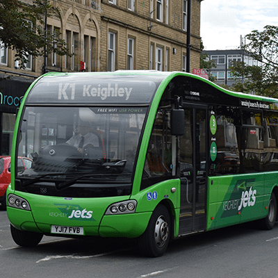 Keighley Bus